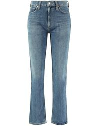 Citizens of Humanity Jeans 'Daphne High Rise' Blau