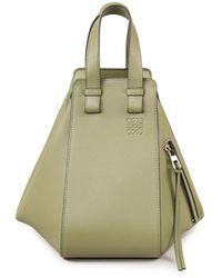Loewe Handtasche 'Hammock Small' Grün
