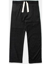 Wales Bonner - Panelled Pajama Trousers - Lyst
