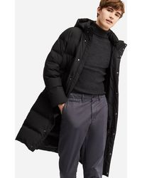Uniqlo - Men Seamless Down Long Coat - Lyst