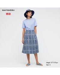 Uniqlo Marimekko Sandalias - Azul