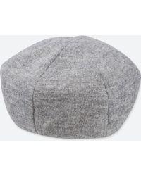 Uniqlo - Women Wool Beret - Lyst