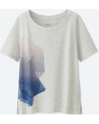 Uniqlo - Women Sprz Ny Short-sleeve Graphic T-shirt (niko Luoma) - Lyst