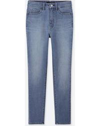 Uniqlo - Women High-rise Ultra Stretch Ankle Jeans - Lyst