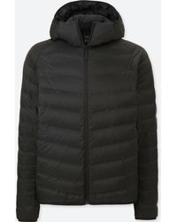 Uniqlo - Ultra Light Down Seamless Hooded Parka - Lyst