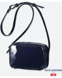 Uniqlo - Women Enamel Shoulder Bag (ines De La Fressange) - Lyst