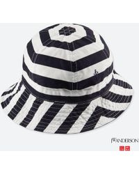 Uniqlo - Jw Anderson Reversible Hat - Lyst 09d81ad86d93