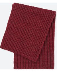 Uniqlo - Heattech Snood - Lyst