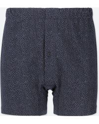 Uniqlo - Knit Boxer Shorts - Lyst
