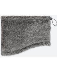Uniqlo - Men Heattech Fleece Neck Warmer - Lyst