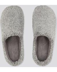 Uniqlo Zapatillas De Casa - Gris
