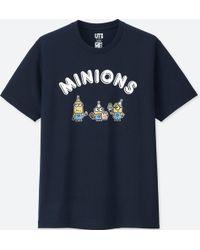 Uniqlo - Men Minions Short-sleeve Graphic T-shirt - Lyst