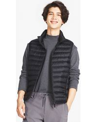 Uniqlo - Ultra Light Down Vest - Lyst