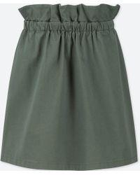 Uniqlo - Girls Gathered Skirt - Lyst