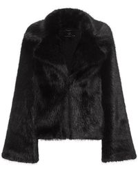 Unreal Fur - Madam Butterfly Jacket - Lyst