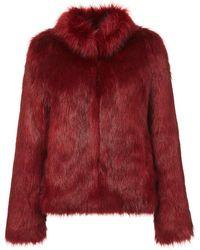 Unreal Fur Fur Delish Jacket - Multicolour