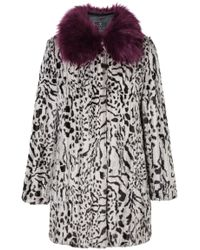 Unreal Fur - Urban Jungle Coat - Lyst