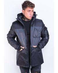 4bidden | Recoil Reflective Jacket | Lyst