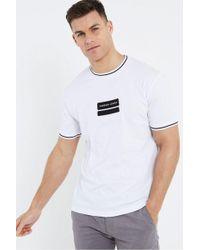 Jameson Carter - Holborn T-shirt - Lyst