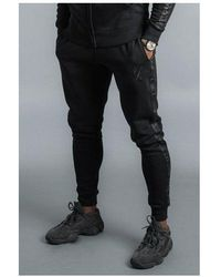 Gym King - Taped Tracksuit Bottoms - Lyst