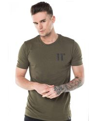 11 Degrees - Core T-shirt - Lyst