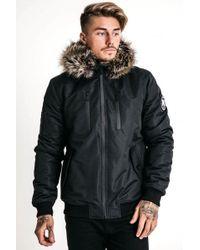 Good For Nothing - Arctic Bomber Parka - Lyst
