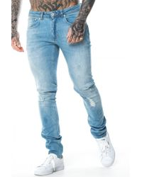 Superdry - Skinny Jeans - Lyst