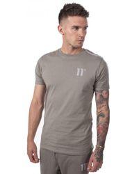 11 Degrees - Reflective T-shirt - Lyst