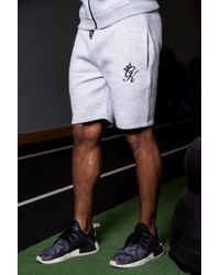Gym King - Fleece Shorts - Lyst