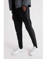 Superdry Universal Tape Sweatpants - Black