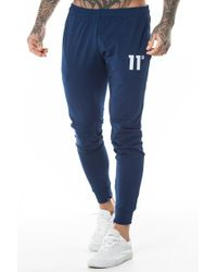 11 Degrees - Poly Pants - Lyst