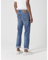 Edwin Ed-55 Kingston Blue Denim Jeans 12oz (tapered)