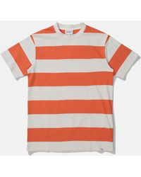 Norse Projects - Johannes Wide Stripe T-shirt - Lyst
