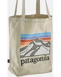 Patagonia Market Tote Bag - Natural