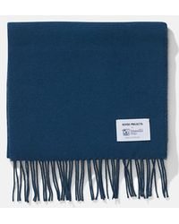 Norse Projects - X Johnstons Lambswool Scarf - Lyst