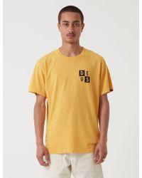 Deus Ex Machina De Niro T-shirt - Yellow