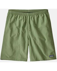 "Patagonia Baggies Longs Shorts (7"") - Green"