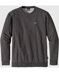 Patagonia - P6 Label Sweatshirt - Lyst