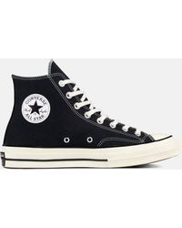 Converse Chuck 70 Hi Shoes - Size 4 - Black