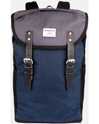 Sandqvist Hans Backpack (cordura) - Blue