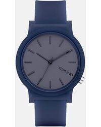 Komono Mono Watch - Blue