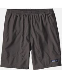 Patagonia Black Ms Baggies Lights Shorts