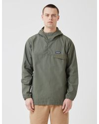 Patagonia Maple Grove Canvas Jacket - Green