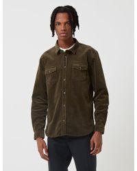 SUIT - Suit Jason Corduroy Shirt - Lyst