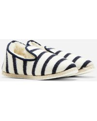 Armor Lux - Striped Slippers - Lyst