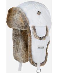 Barts - Kamikaze Winter Fur Trapper Hat - Lyst