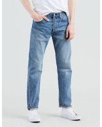 Levi's 501 Original Fit Jeans (straight Leg) - Blue