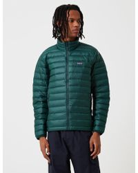 Patagonia Down Sweater Jacket - Green
