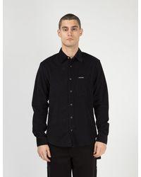 Calvin Klein Calvin Klein Corduroy Shirt - Black