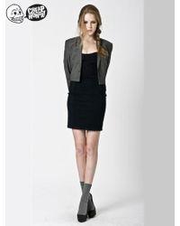 Cheap Monday Womens Asta Dress - Black